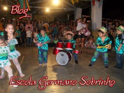 Clique aqui para acessar o blog da Escola Germano Sobrinho